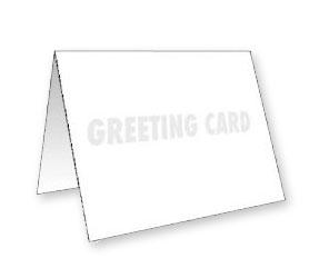 Greeting cards thank you cards custom folding cards full color custom greeting card design m4hsunfo