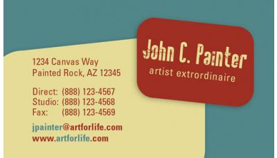 This business card design is a color variation from the original your professional business cards colourmoves