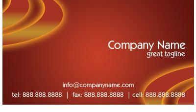 Entertainment business card orange custom printing request your entertainment business cards colourmoves