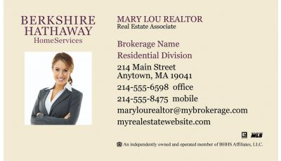 Berkshire hathaway business card 02 includes a photo under the bhhs real estate berkshire hathaway business card 02 colourmoves