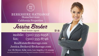 Berkshire hathaway business card 03 is a custom affiliate card your real estate business cards colourmoves