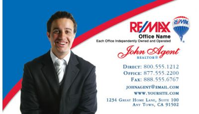 Remax business cards website design and development website remax business card template 002 colourmoves