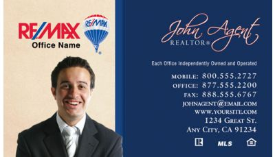 Remax business cards real estate business cards remax business your real estate business cards reheart Choice Image