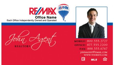 Remax business cards real estate business cards remax business your real estate business cards colourmoves Gallery