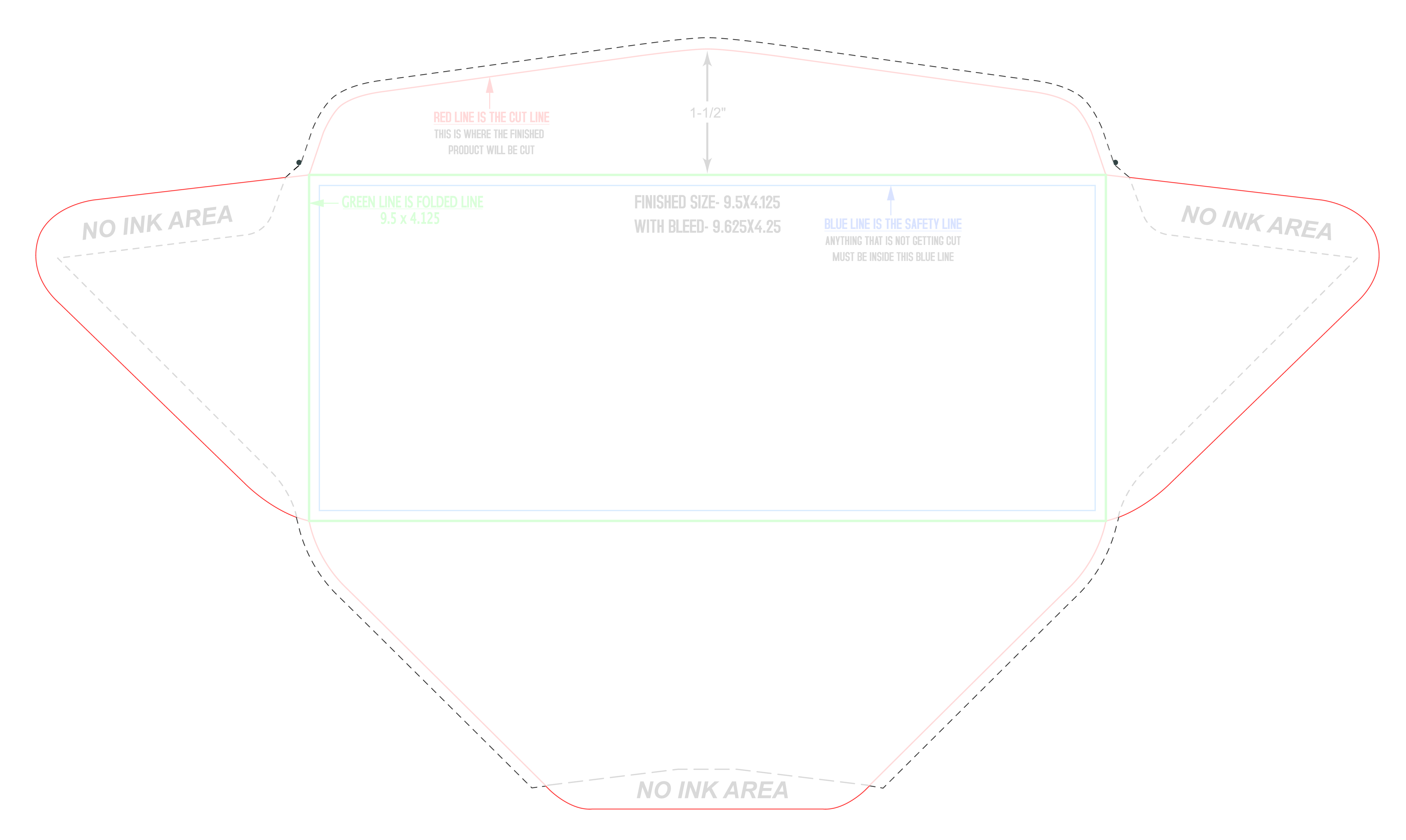 cut templates 28 images box with cut template packing